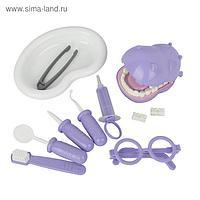 Игровой набор «Стоматолог»