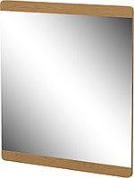 Шкаф навесной: зеркало в раме 800