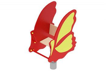 Качалка на пружине Бабочка