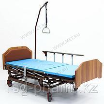 """Комплект кровати МЕТ REALTA с """"ушками"""" для сна в положении сидя, с регулировкой высоты, с переворотом и туалет, фото 2"""