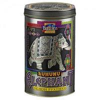 Battler чай черный Слон Рухуну, OP 1, 200 гр.