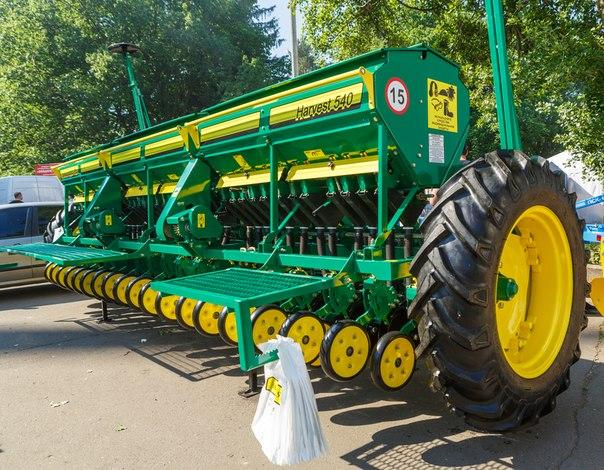 Сеялка зерновая HARVEST 540 от завода производителя ( ХАРВЕСТ УКРАИНА ОРИГИНАЛ)