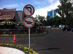 Обустройство, монтаж открытых парковочных зон