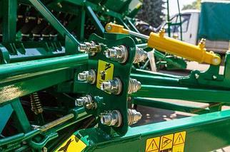 Сеялка зерновая HARVEST 540 от завода производителя ( ХАРВЕСТ УКРАИНА ОРИГИНАЛ), фото 2