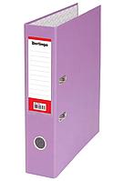 "Папка-регистратор Berlingo ""Standard"" А4, ширина корешка 70 мм, сиреневый"