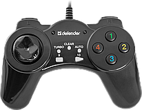 Геймпад Defender Vortex USB  13 кнопок