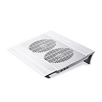 """Охлаждающая подставка для ноутбука  Deepcool  N8 Silver DP-N24N-N8SR  17"""""""
