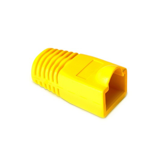 Бут (Колпачок) SHIP S904-Yellow Cat. 6a UTP Жёлтый