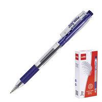 Ручка шариковая автоматическая Cello 'Joy' 0,7 мм, грип, стержень синий (комплект из 12 шт.)