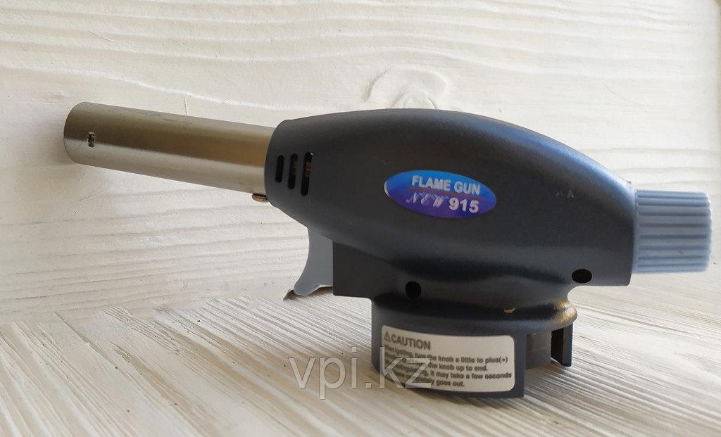 Горелка газовая с пьезоподжигом, сопло 20мм.  №915 KOVEA