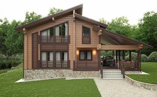 Проект дома №306