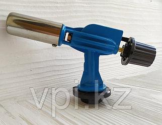 Горелка газовая с пьезоподжигом, сопло 20мм., №8015 Spark Lux