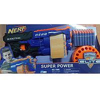 Пистолет Бластер NERF HERO детское оружие Tik Tok