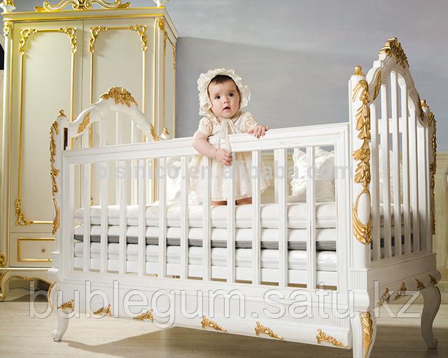 Кроватки классические
