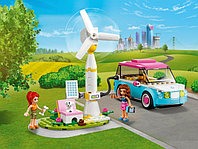 LEGO Friends 41443 Электромобиль Оливии, конструктор ЛЕГО