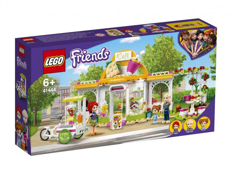 LEGO Friends 41444 Органическое кафе Хартлейк-Сити, конструктор ЛЕГО - фото 2