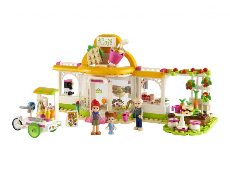 LEGO Friends 41444 Органическое кафе Хартлейк-Сити, конструктор ЛЕГО - фото 3