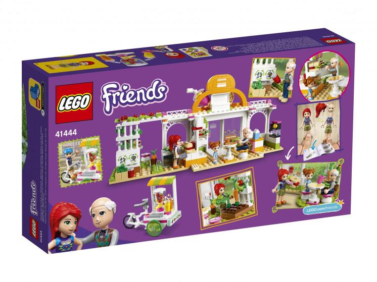 LEGO Friends 41444 Органическое кафе Хартлейк-Сити, конструктор ЛЕГО - фото 4