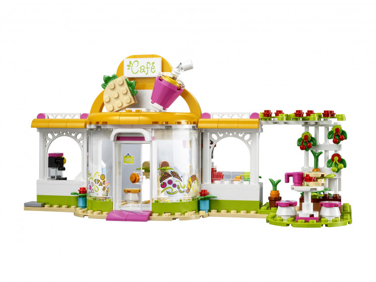 LEGO Friends 41444 Органическое кафе Хартлейк-Сити, конструктор ЛЕГО - фото 5