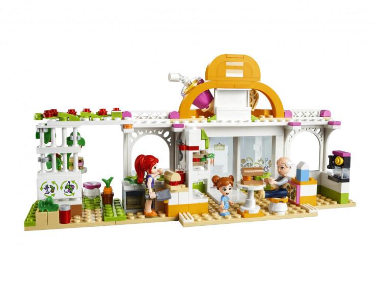 LEGO Friends 41444 Органическое кафе Хартлейк-Сити, конструктор ЛЕГО - фото 8