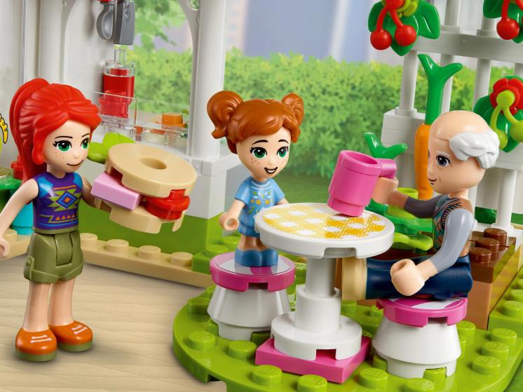 LEGO Friends 41444 Органическое кафе Хартлейк-Сити, конструктор ЛЕГО - фото 10