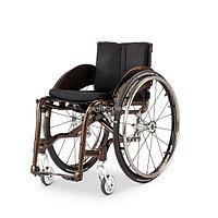 """Кресло-коляска механическое 1.360 """"ZX1"""" 40 см цвет рамы -серебро, комплектация MEDIUM"""