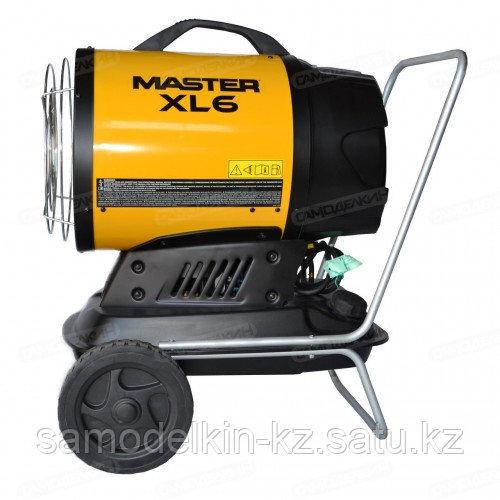 Инфракрасный нагреватель воздуха Master XL 6 (4200.001) - фото 3