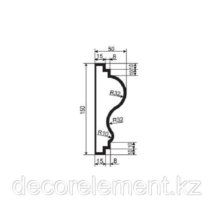 Наличники для фасада Н 150/6, фото 2