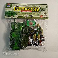 Игрушка военный набор