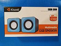Колонки 2.0 Kisonli V310