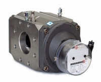 RABO счетчик газа ротационный RABO G250 Qmax=400 м3/ч; Ду=100мм