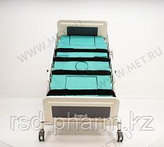 MET LIFT UP 2.0 Электрическая четырёхсекционная кровать-вертикализатор с функцией переворачивания и туалетом, фото 2