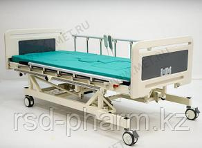 MET LIFT UP 2.0 Электрическая четырёхсекционная кровать-вертикализатор с функцией переворачивания и туалетом, фото 3