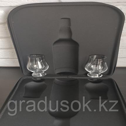 Подарочный набор из двух бокалов для виски Glencairn с кейсом, фото 2