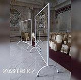 Передвижные зеркала, 1600(В)х2000(Ш)мм, фото 2