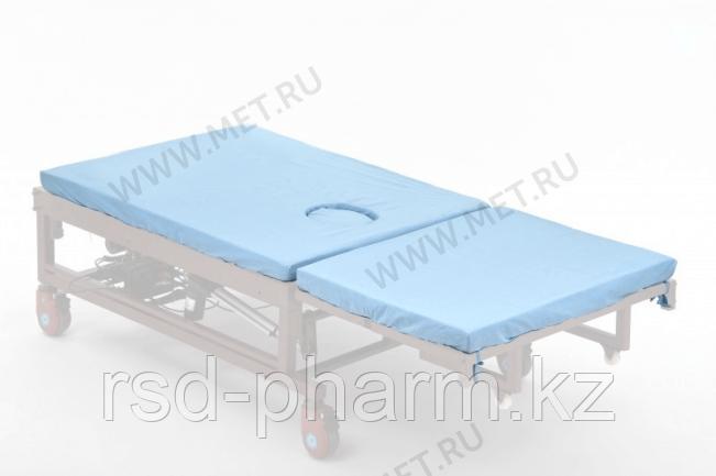 Комплект четырехсоставных простыней (2 шт.) для функциональной кровати МЕТ REVEL XL/ REMEKS XL