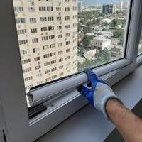 Ремонт стекла в окнах