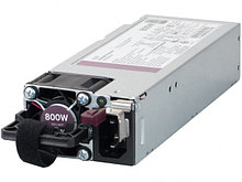 HPE 865414-B21 Блок питания 800W Flex Slot Platinum Hot Plug Low Halogen Power Supply Kit, Gen10