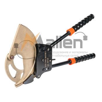Ножницы секторные кабельные НСК-130БС для резки кабеля диам. до 130мм, в том числе бронированного проволокой