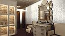 Кафель | Плитка настенная 20х40 Ваниль | Vanil бордюр, фото 3