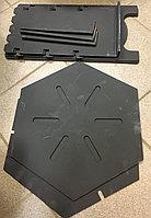 Универсальная разборная печка, фото 1