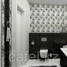 Кафель | Плитка настенная 20х40 Кураж 2 | Courazh 2 черный