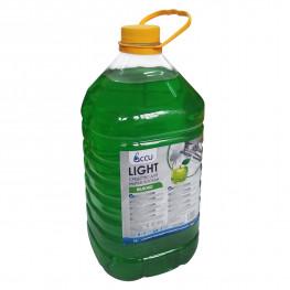 Средство для мытья посуды Light 5л яблоко