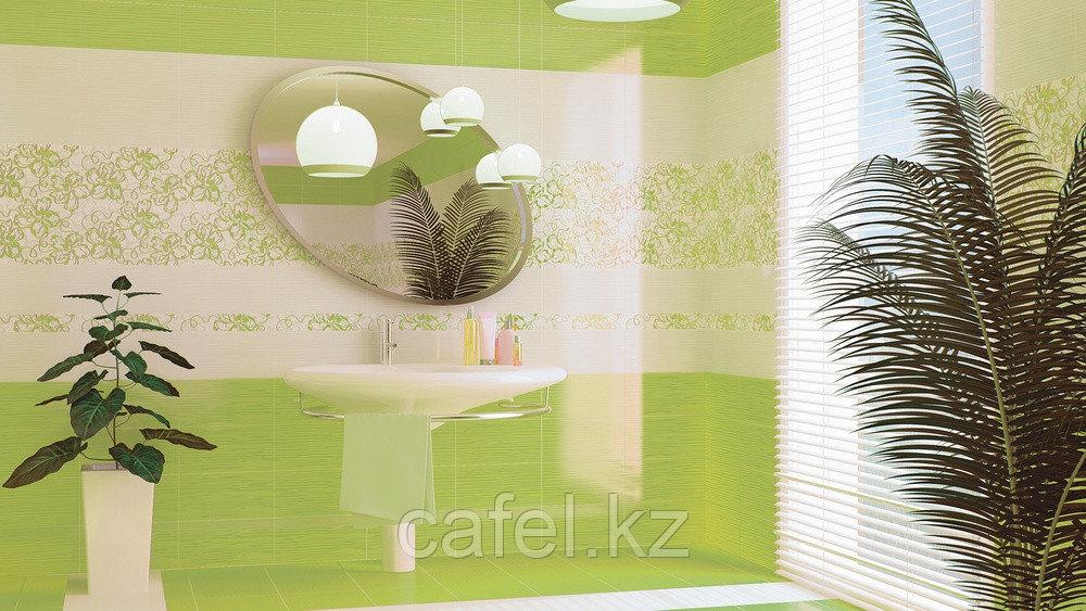 Кафель | Плитка настенная 20х40 Кураж 2 | Courazh 2 салатовый