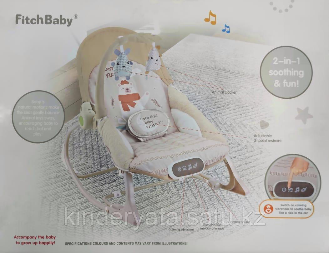 Шезлонг Fitch baby 27225