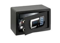 Сейф Technomax Hotel TSW/1HN (черный) электронный ключ
