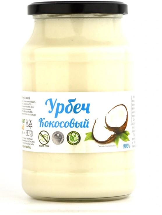 Урбеч из мякоти кокоса, 900 г