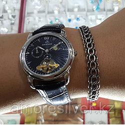 Часы  серебро с родием 40