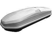 Автобокс YUAGO Antares серый матовый 580 л. 217х85х48,7 см., фото 1