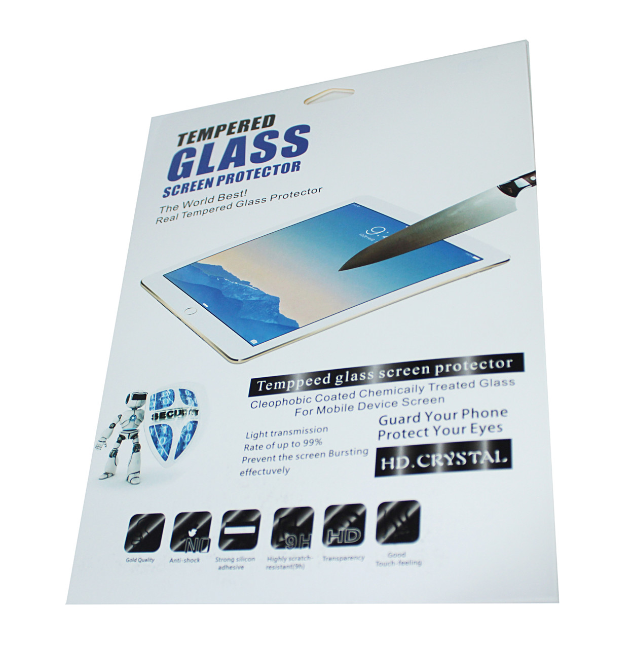 Защитное стекло для планшета Samsung Galaxy Tab S6 10.5 (SM P860, P865)